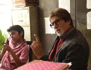 Amitabh bachchan in 'Bhootnath Returns'
