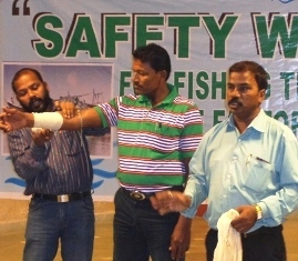 Safety Week Dhamra