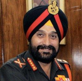 Gen Bikram Singh