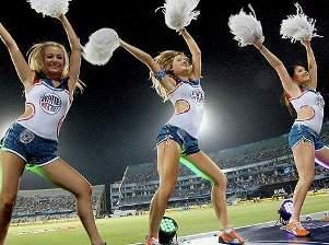 IPL cheergirls HT