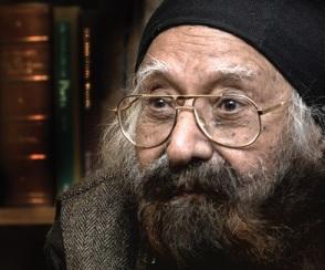 Khushwant Singh ( pic source : tehelka.com)