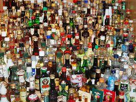 Liquor sale