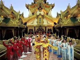 (Pic : Myanmar Tourism)