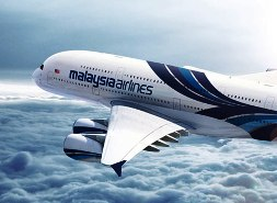 Malaysia Airlines Boeing B777