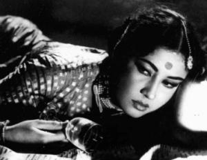 Meena Kumari in Sahib Bibi Ghulam
