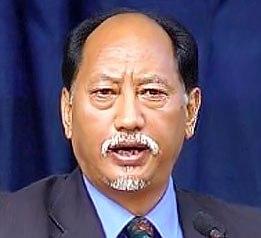 Neiphiu Rio, CM, Nagaland