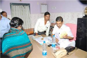 Photo - Multi Specialty Health Camp Organised Jointly by OPTCL & KOST