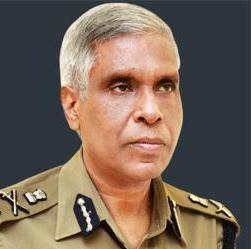 Prakash Mishra, ex DGP