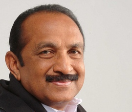 Vaiko ( pic source : eelamnation.net)
