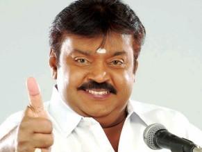 Vijaykant, DMDK Chief