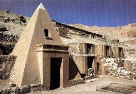 Abydos tomb ( pic : ancientegypt3.blogspot.com)