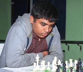 Abhijit Kunte (pic: chessdom.com)