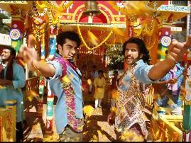 Scene from 'Gunday'