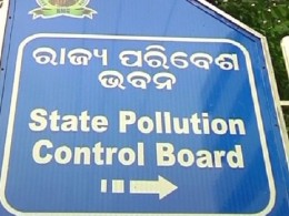 Orissa State Pollution Control board