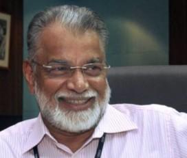 K Radhakrishnan, ISRO Chief