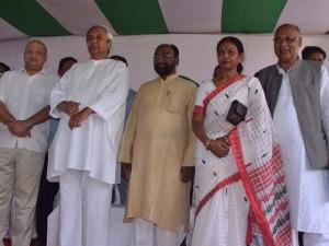 Golak Naik joins BJD