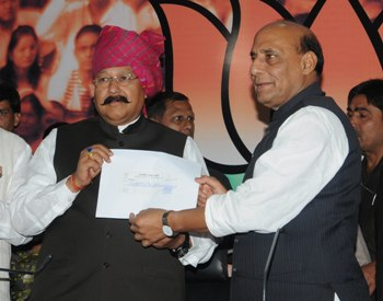 satpal maharaj joins bjp