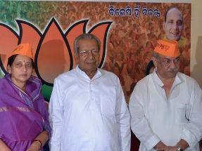 Udit Pratapa Deb joins BJP