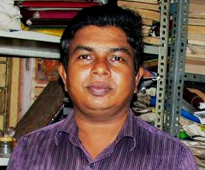 Prabir Das. Lawyer