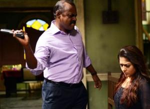 Nayantara in Anamika, Telugu remake of Kahaani