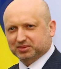 Alexander Turchynov, Acting President, Ukraine