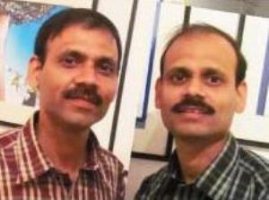 Aswini Rath & Abani Rath