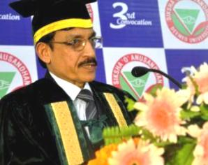 Dr Avinash Chander, DRDO chief