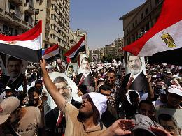 File pic : Muslim Brotherhood protests (csmonitor.com)