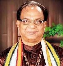 Astrologer Pramod Patra