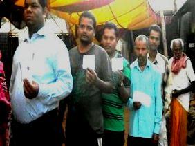 Kandhamal Voting
