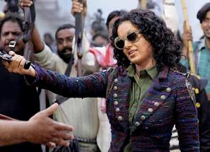 Kangana in Revolver Rani