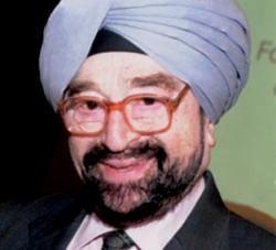 Lt. Gen (Retd) J.S. Ahluwalia