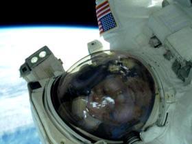 Selfie in space (IANS)