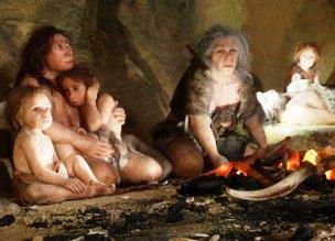 Neanderthal family (source: guardian.com)