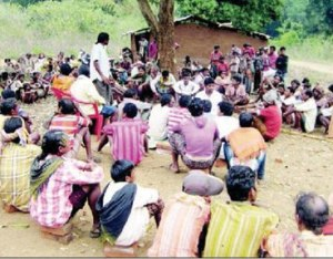 Niyamgiri tribals