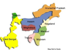 North East States