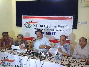 Odisha Election Watch pic
