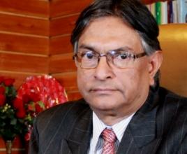 Prof Talat Ahmed, VC, Jamia Milia Islamia Univ
