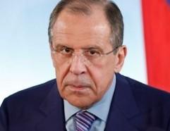 Serguei Lavrov, Foreign Minister, Russia
