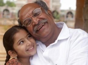 A scene from 'Saivam'