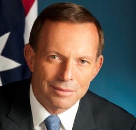 Tony Abbott, PM, Australia