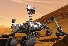 Curiosity Rover ( source: cnn.com)