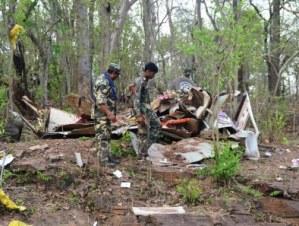 Spot of Darbha Kamanaar landmine blast (IANS)