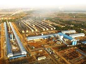 Sesa Sterlite smelter plant in Jharsuguda
