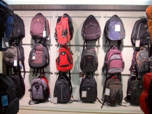 School bags Panda Travel Mart