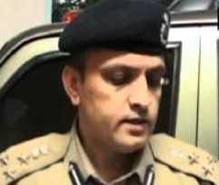 YN Jethwa, IG, Police