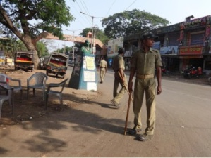 Kendrapara : Curfew-like situation !