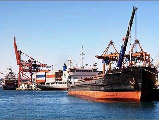 Paradip Port