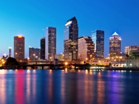 Tampa Bay ( source: sixt.com)