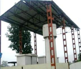 Sesa Sterlite Biogas plant